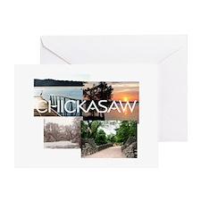 ABH Chickasaw Greeting Card