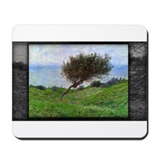 On the Coast at Trouville, Monet, Mousepad