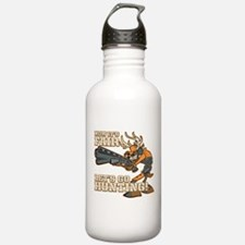 Now It's Fair, Let's Go Hunting! Water Bottle