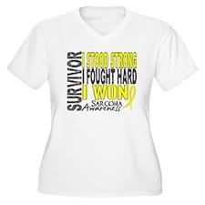Survivor 4 Sarcoma Shirts and Gifts T-Shirt