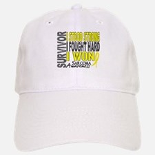 Survivor 4 Sarcoma Shirts and Gifts Baseball Baseball Cap