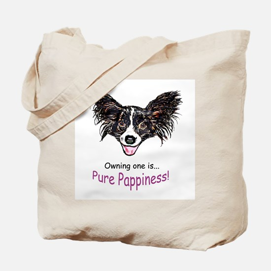 Papillon Pappiness Tote Bag