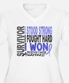 Survivor 4 Prostate Cancer Shirts and Gifts Women'