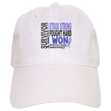 Survivor 4 Prostate Cancer Shirts and Gifts Baseball Cap