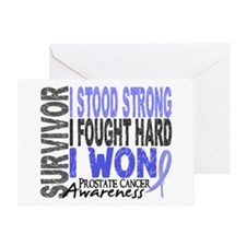 Survivor 4 Prostate Cancer Shirts and Gifts Greeti