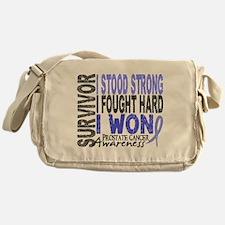 Survivor 4 Prostate Cancer Shirts and Gifts Messen