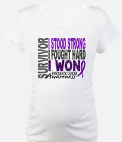 Survivor 4 Pancreatic Cancer Shirts and Gifts Mate