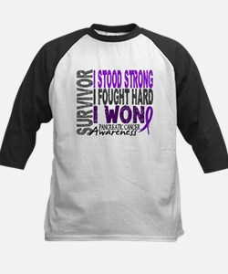 Survivor 4 Pancreatic Cancer Shirts and Gifts Tee