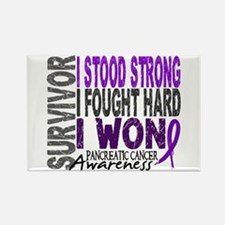 Survivor 4 Pancreatic Cancer Shirts and Gifts Rect