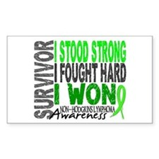 Survivor 4 Non-Hodgkin's Lymphoma Shirts and Gifts