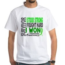 Survivor 4 Lymphoma Shirts and Gifts Shirt