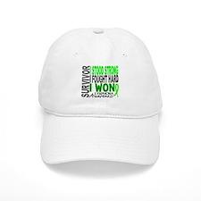 Survivor 4 Lymphoma Shirts and Gifts Baseball Cap