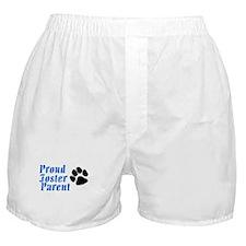 Proud Foster Parents Boxer Shorts