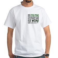 Survivor 4 Liver Cancer Shirts and Gifts Shirt