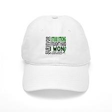 Survivor 4 Liver Cancer Shirts and Gifts Baseball Cap