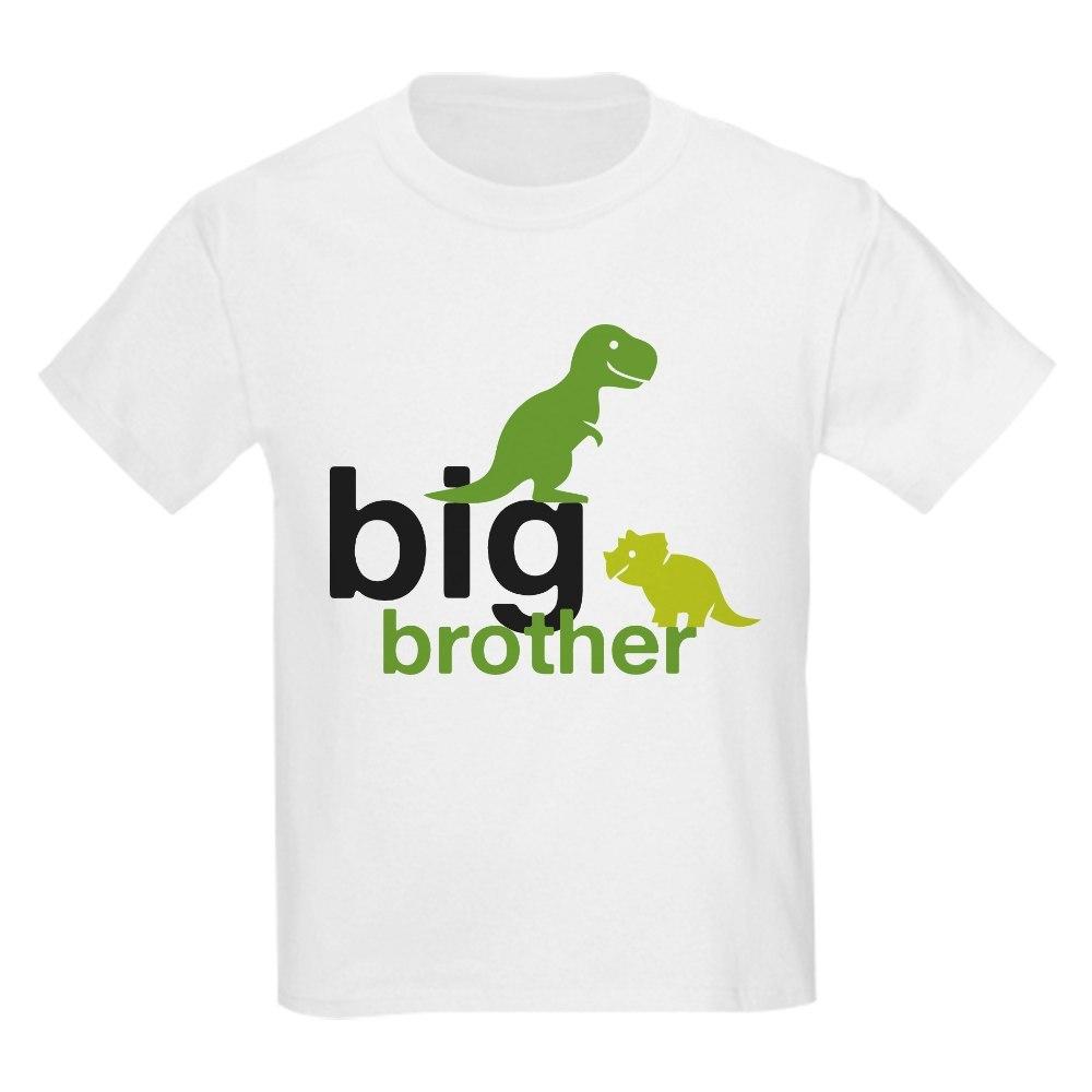 CafePress Big Brother Kids Light T-Shirt