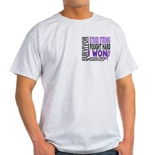 Survivor 4 Hodgkin's Lymphoma Shirts and Gifts Lig