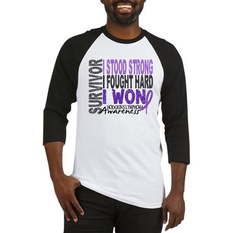 Survivor 4 Hodgkin's Lymphoma Shirts and Gifts Bas