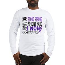 Survivor 4 Hodgkin's Lymphoma Shirts and Gifts Lon