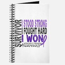 Survivor 4 Hodgkin's Lymphoma Shirts and Gifts Jou