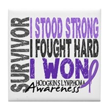 Survivor 4 Hodgkin's Lymphoma Shirts and Gifts Til