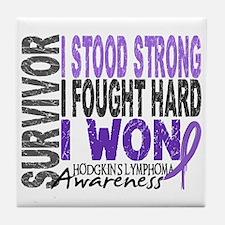 Survivor 4 Hodgkin's Lymphoma Shirts and Gifts Til