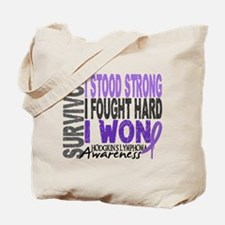 Survivor 4 Hodgkin's Lymphoma Shirts and Gifts Tot