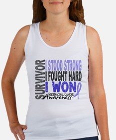 Survivor 4 Esophageal Cancer Shirts and Gifts Wome