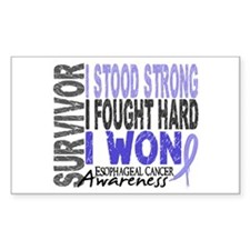Survivor 4 Esophageal Cancer Shirts and Gifts Stic