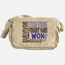 Survivor 4 Esophageal Cancer Shirts and Gifts Mess