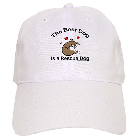 Best Rescue Dog Cap