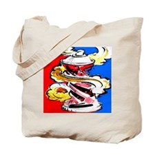 Art Shirt - 'Can' Tote Bag