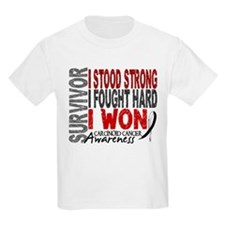 Survivor 4 Carcinoid Cancer Shirts and Gifts T-Shirt
