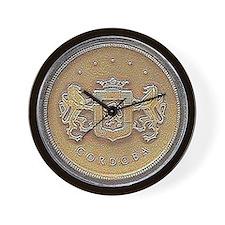 Chrysler Cordoba Emblem Design Wall Clock