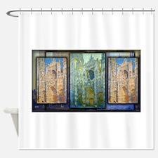 Rouen Cathedral, West Facade, Sunlight, Monet, Sho
