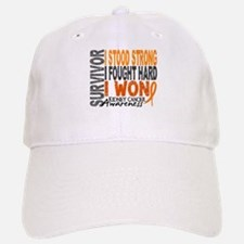 Survivor 4 Kidney Cancer Shirts and Gifts Hat