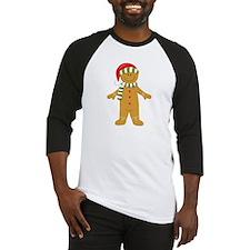 Gingerbread Man Couples Baseball Jersey