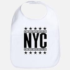 NYC Boroughs Bib
