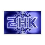 2HK -  Mini Poster Print