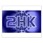 2HK -  Small Poster
