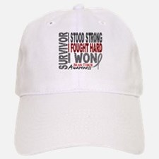 Survivor 4 Brain Tumor Shirts and Gifts Baseball Baseball Cap