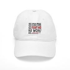 Survivor 4 Brain Tumor Shirts and Gifts Hat