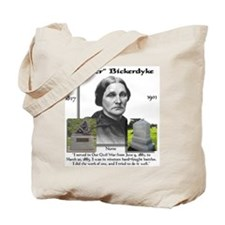"Mary Ann ""Mother"" Bickerdyke Tote Bag"