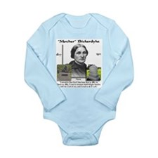 "Mary Ann ""Mother"" Bickerdyke Long Sleeve Infant Bo"