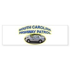 South Carolina Highway Patrol Bumper Sticker