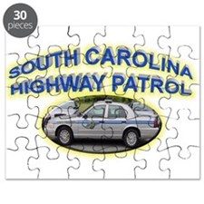 South Carolina Highway Patrol Puzzle