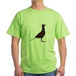 Flying Flight Red Green T-Shirt