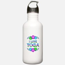 Yoga Love Water Bottle