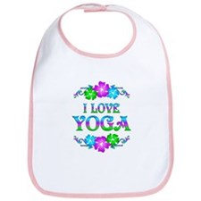 Yoga Love Bib