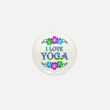 Yoga Love Mini Button (100 pack)